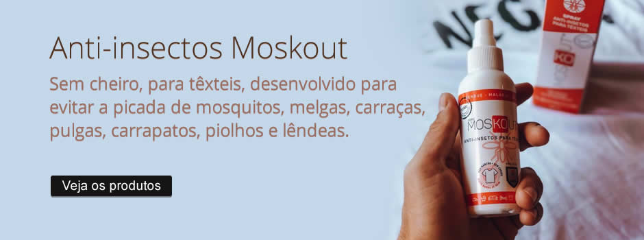 Spray anti-insectos Moksout